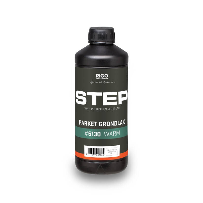 Step Parket Grondlak 6130 Warm 1k