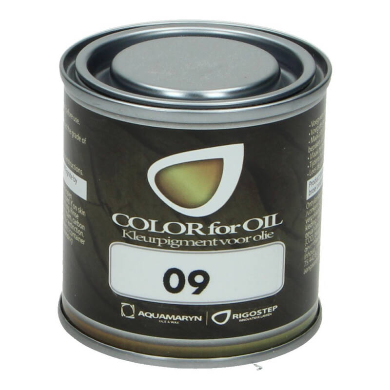 Color for Oil Mountain Gray (09)