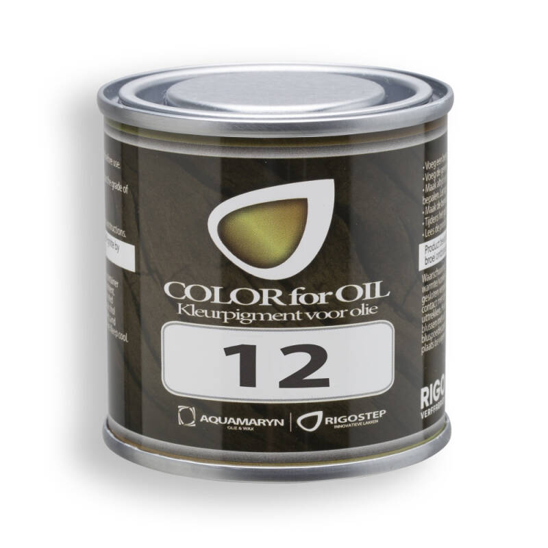 Color for Oil Smoked Oak (12)