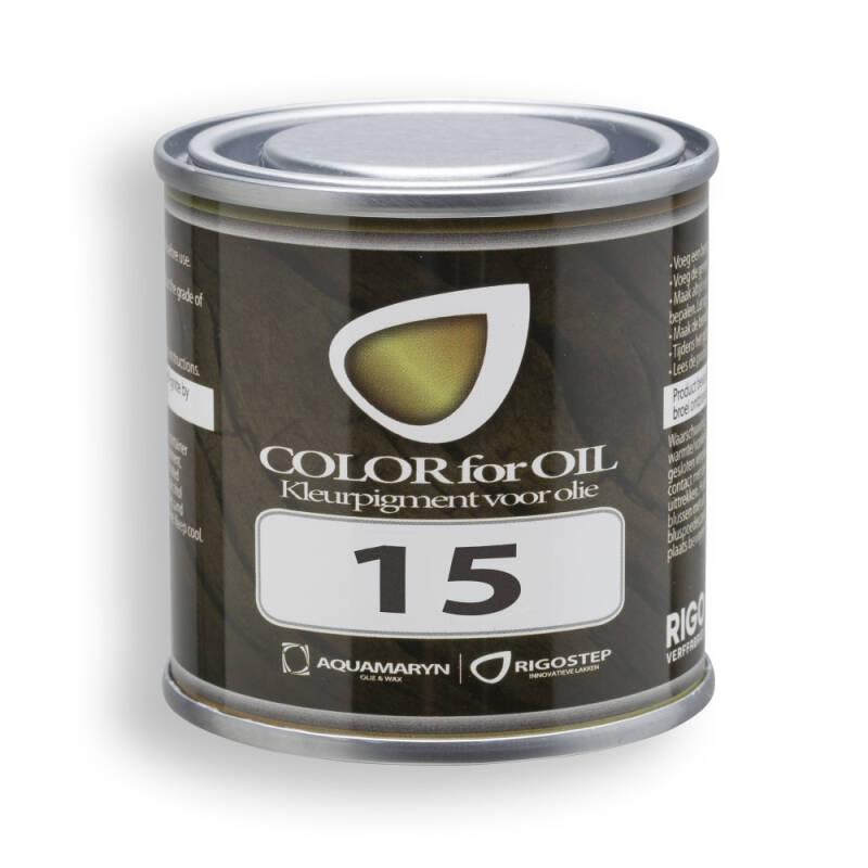 Color for Oil Exotic Brown (15)