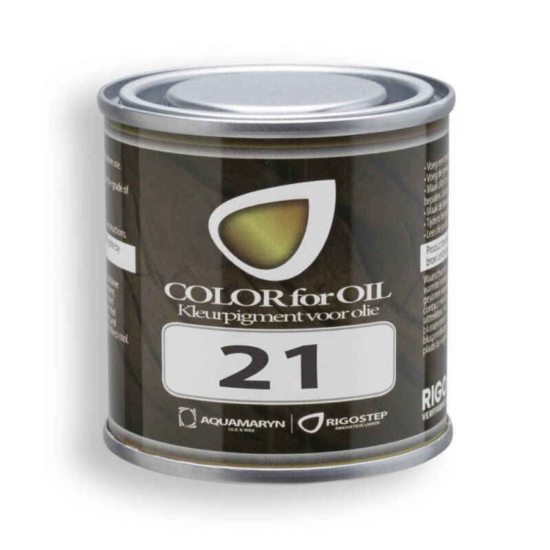 Color for Oil Mahogany Red (21)