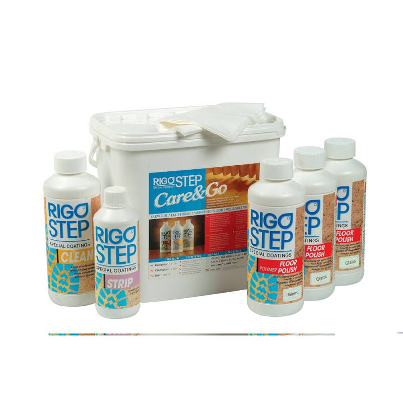 Rigostep Care & Go onderhoud set (Gloss)