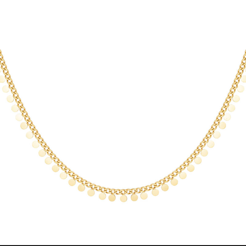 Ketting full coins