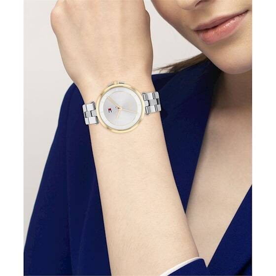 TH1782360 Dames - Staal 38mm