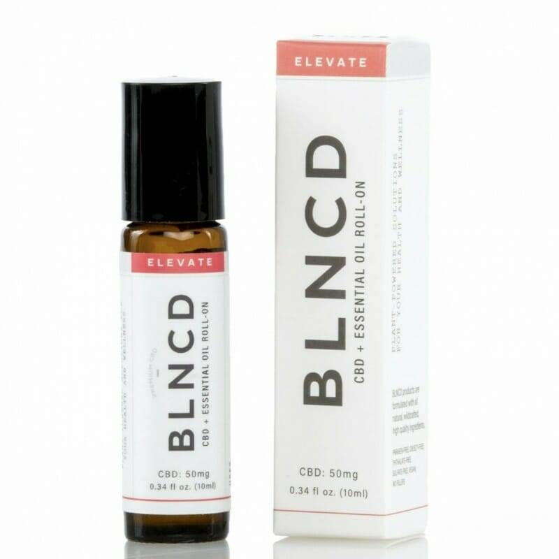 | BLNCD | CBD + Essential Oil Roll-On | Aroma Therapy | ELEVATE