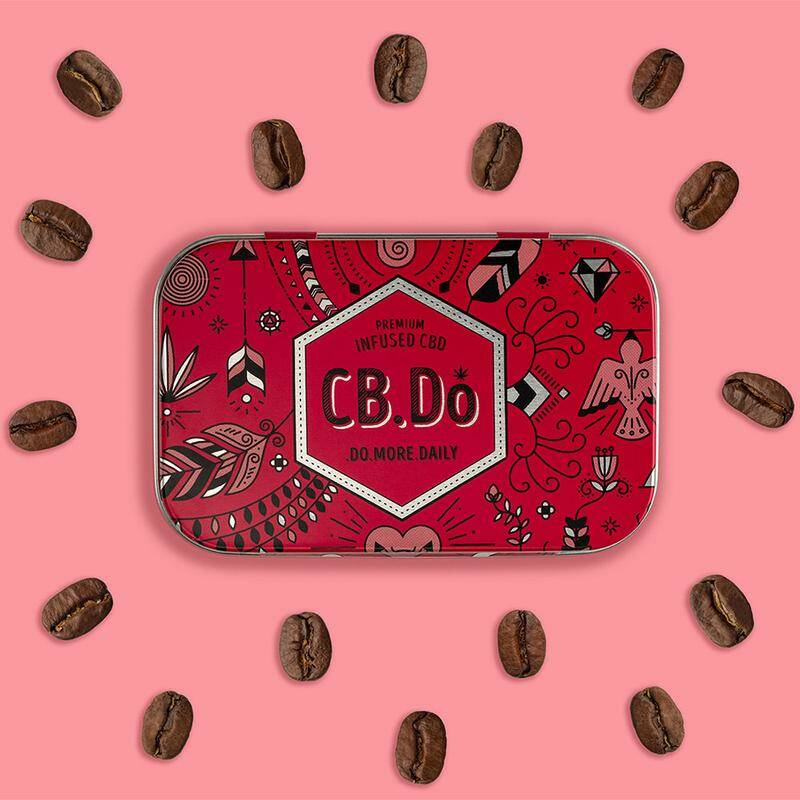 | CB.Do | .ENERGISE | 30mg CBD Daily | 900mg CBD Total | ONE-A-DAY |  30 TABLETS | THC 0%