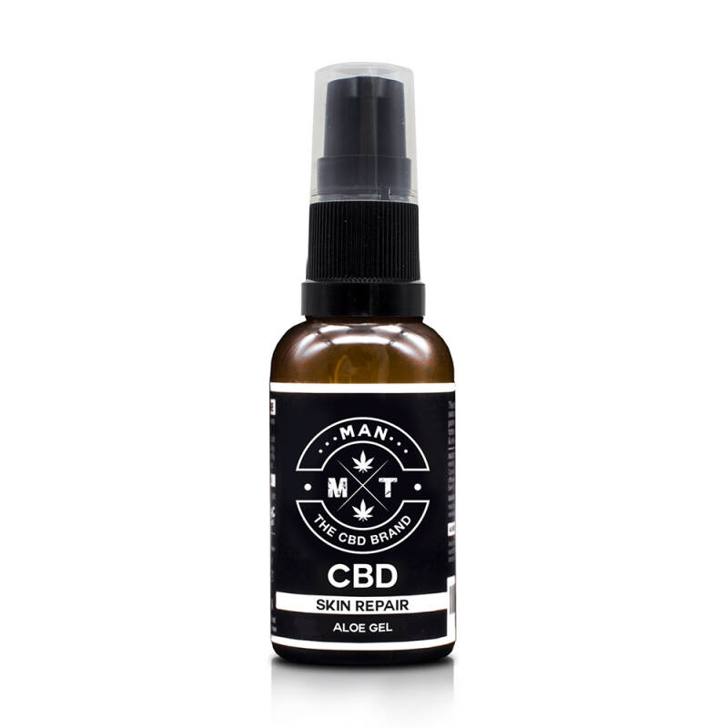 CBD SPORTS Skin Repair | 30ML |  30 Mg CBD | THC & GMO vrij | Hypo-allergeen |