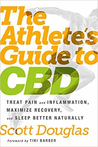 The Athletes guide to CBD Paperback in English