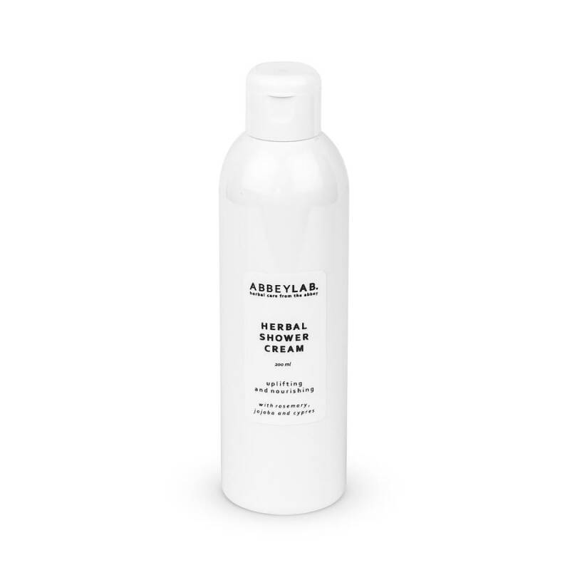 Abbeylab Herbal Shower Cream 200 ml