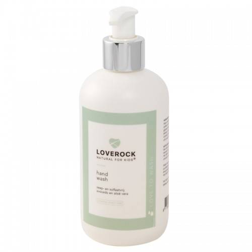 Loverock Handzeep - Love To Wash