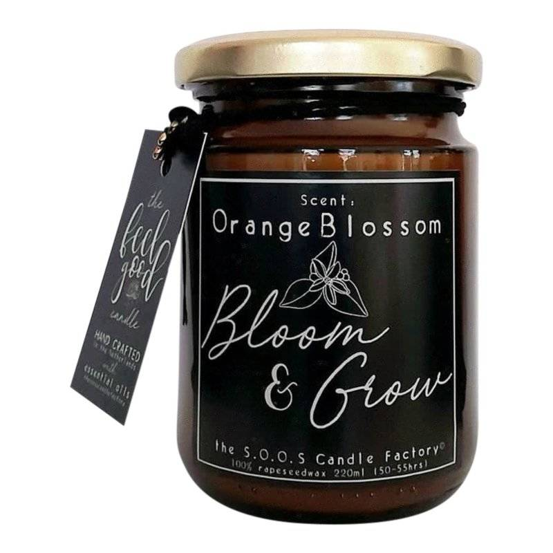 S.O.O.S. Orange Blossom
