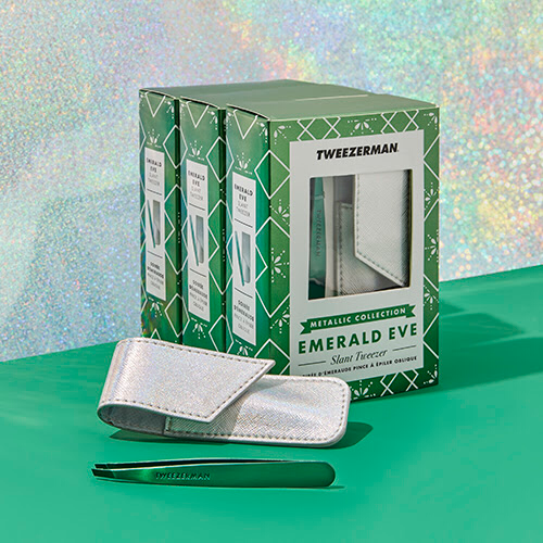 Tweezerman Giftset Emerald