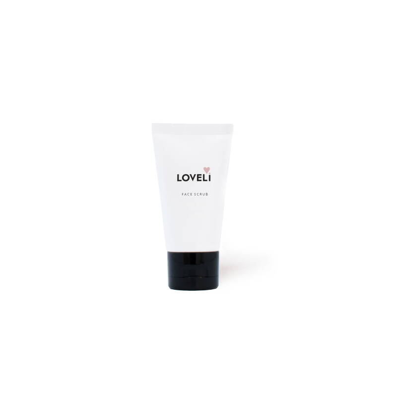 Loveli Face Scrub