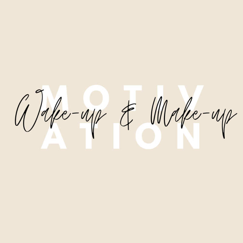 Wake-up & Make-up Skin Workout Zaterdag 20 Februari 10.00