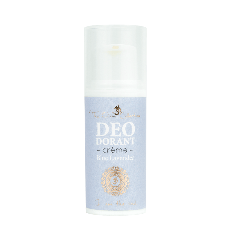 The Ohm Collection Blue Laverder Deodorant Creme (mini)