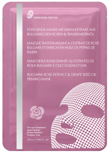 Timeless Truth ROSE & GRAPE MASK