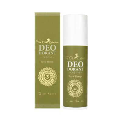 The Ohm Collection Deodorant Crème Royal Hemp