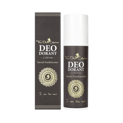 The Ohm Collection Deodorant Crème Sacred Frankincense