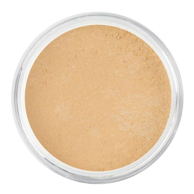 Creative Cosmetics Foundation Ivory