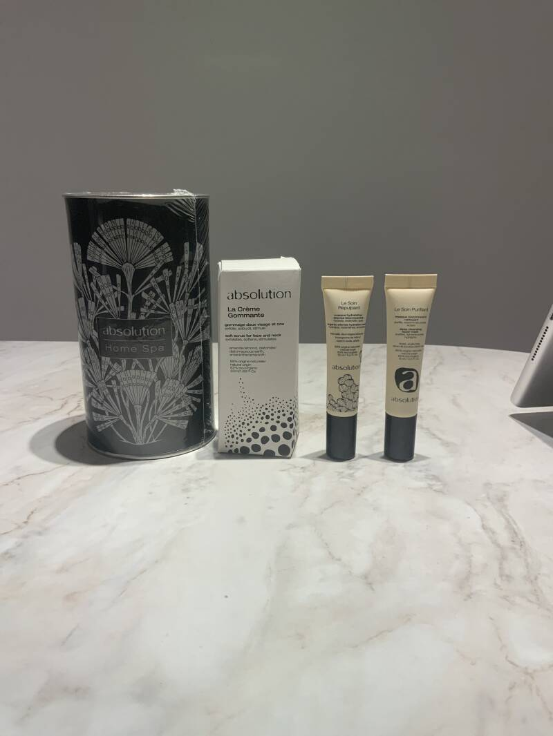 Absolution Home Spa Giftbox