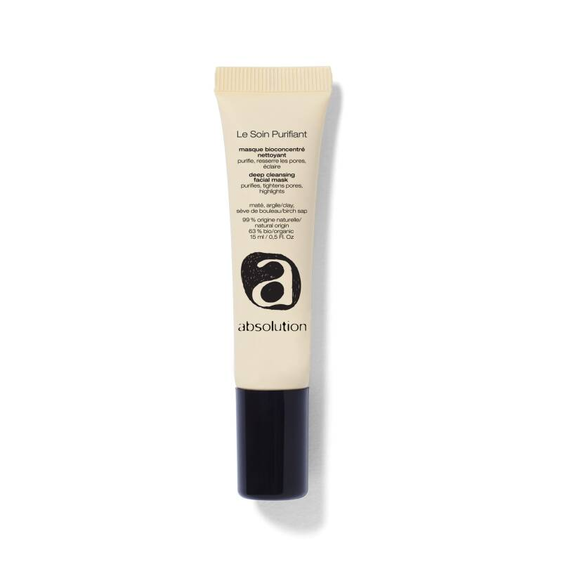 Absolution LE SOIN PURIFIANT 15ml Travelsize
