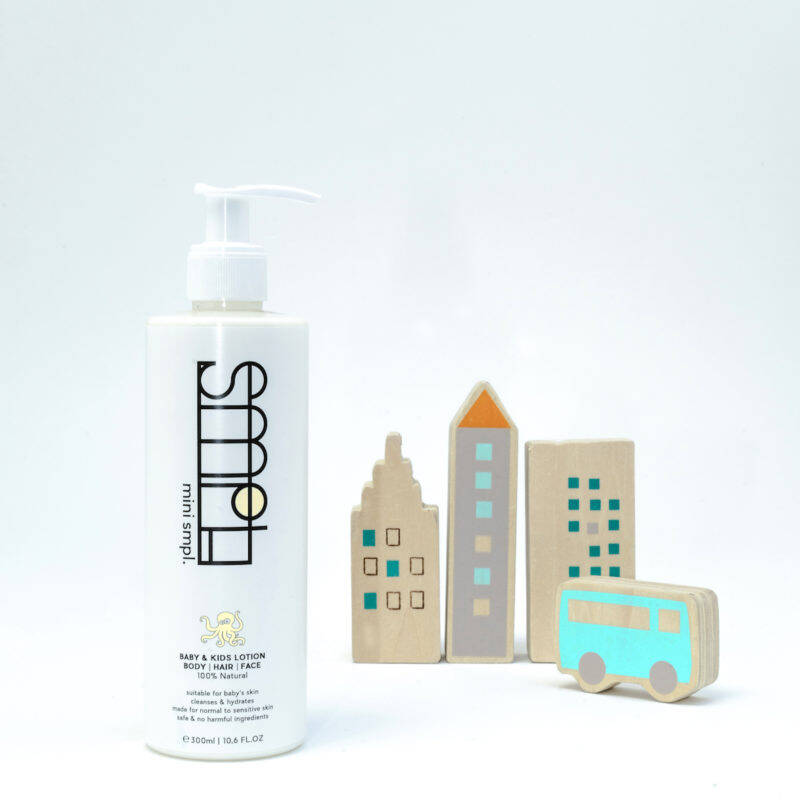 SMPL Baby & Kids Lotion