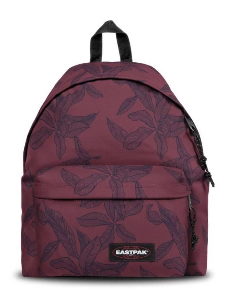 Eastpak Padded Pak'r® Leaves Merlot
