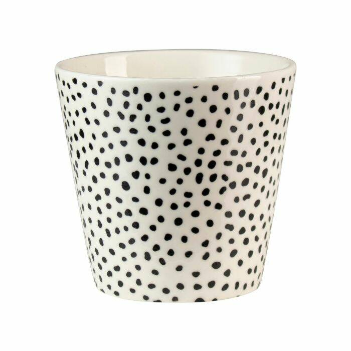 Koffie/thee mok dots