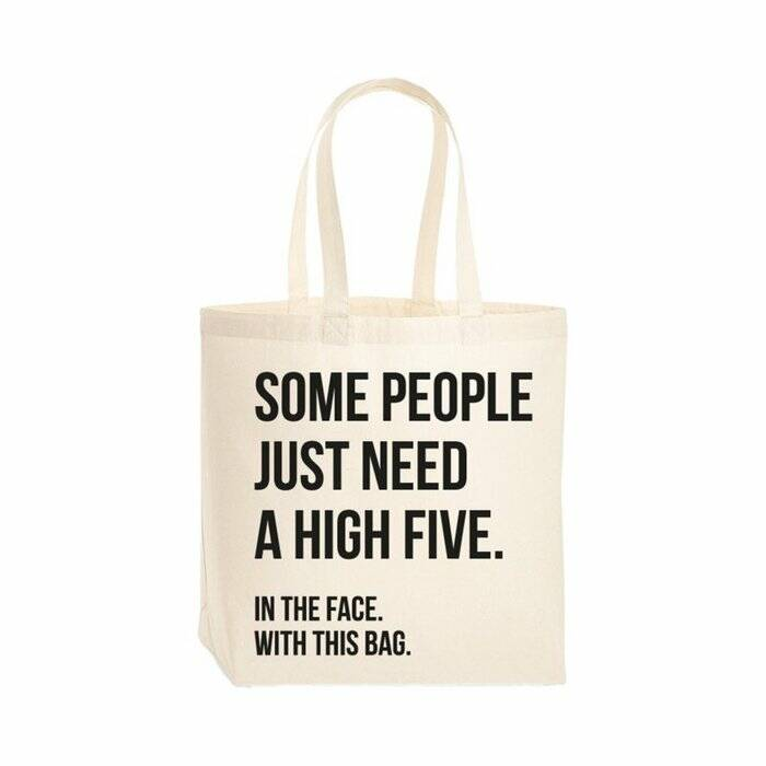 Tote bag -Some people...-