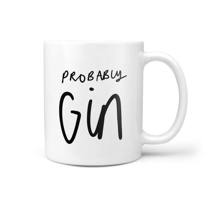 Tas 'Probably Gin'