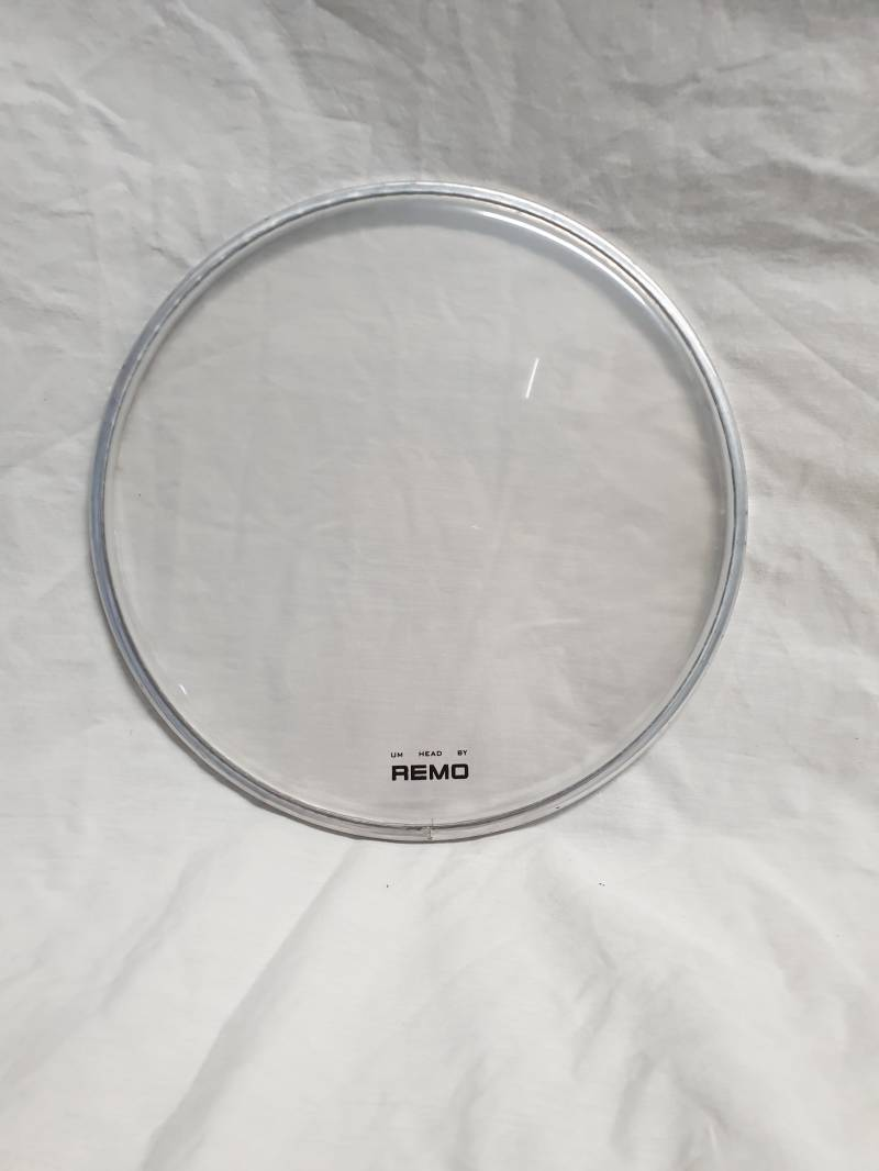 USED Remo clear head 8""