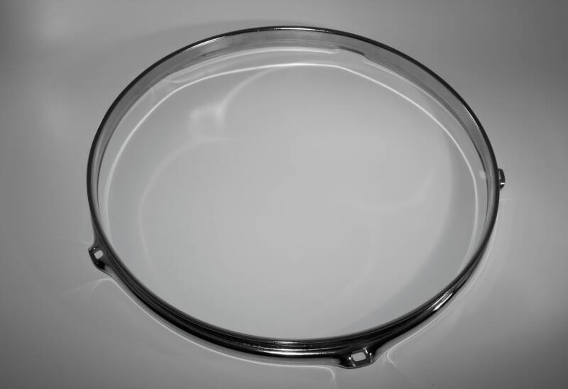 "USED 8"" - 5 hole drum hoop"
