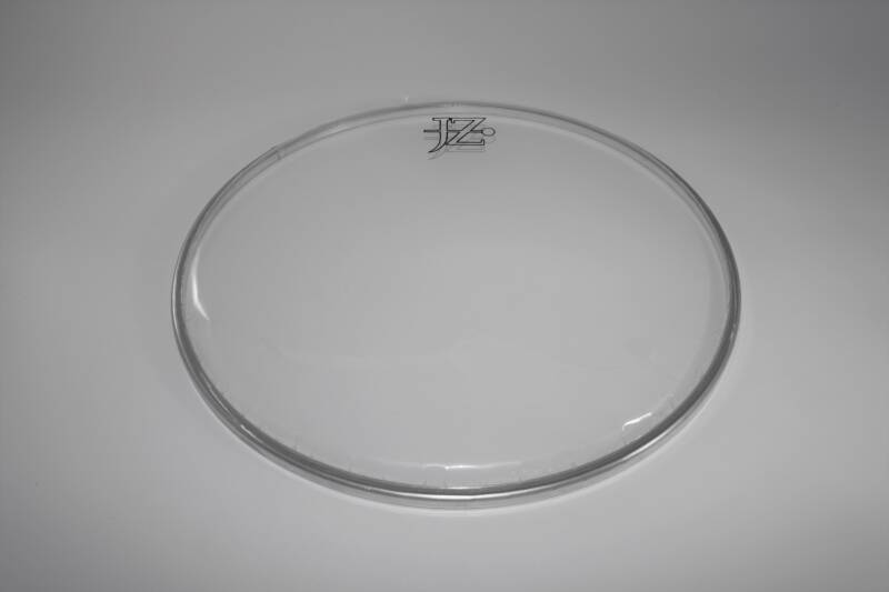 "NEW JZ 13"" hazy drum head clear"