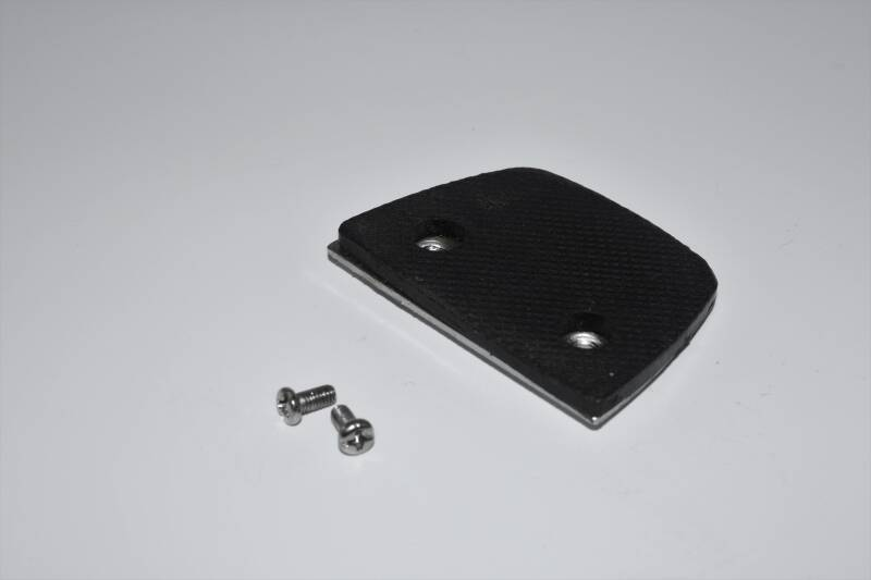 USED bass pedal heel 40 mm