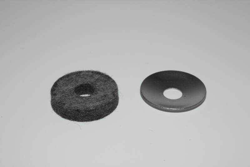 USED hihat felt 40 mm with washer
