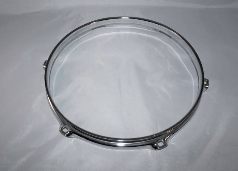 "USED 10"" - 6 hole drum hoop"