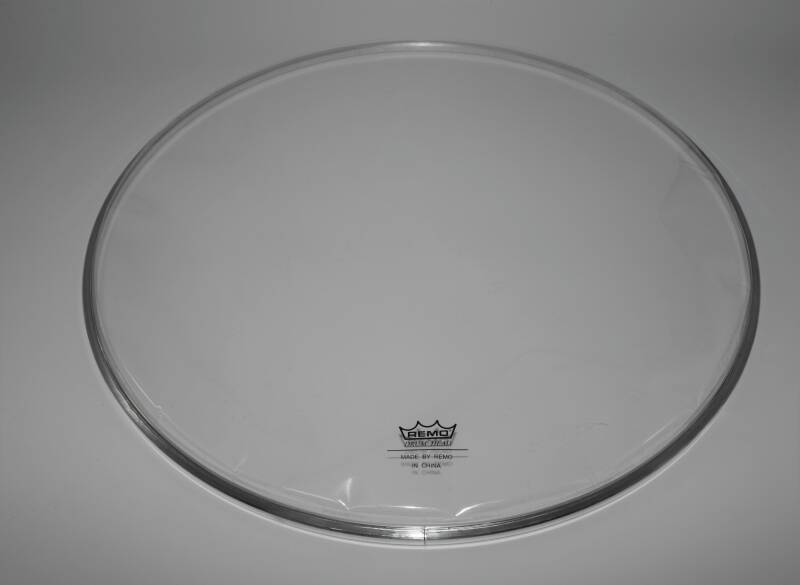 "NEW 14"" Remo drum head clear"