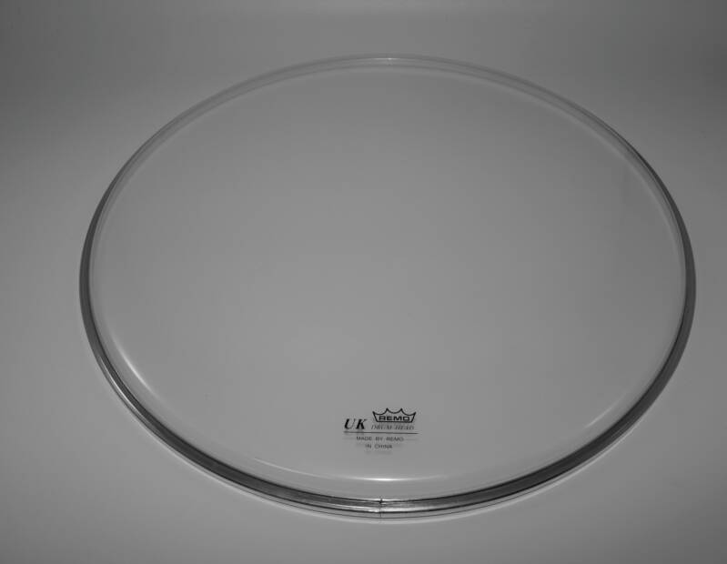 NEW Remo drum head 14 UK clear