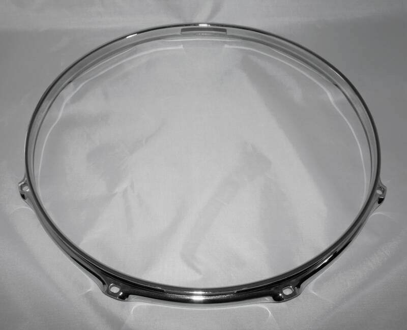 "NEW 14"" - 8 hole drum hoop"