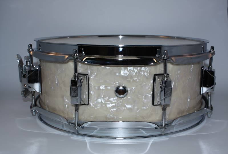 "NEW ""THE PEARL CLASSIC"" custom snare 12""x 5.0"""