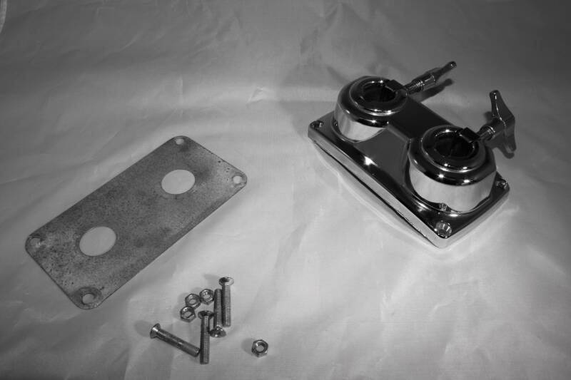 NEW bassdrum bracket 22.5 mm