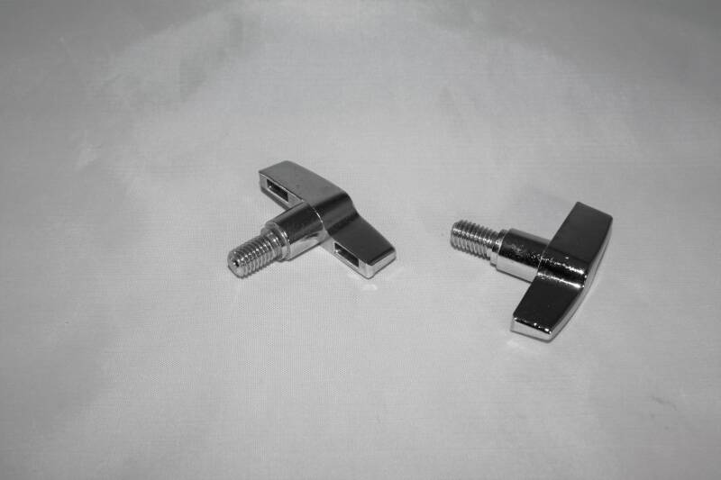 NEW drum wing bolt 15 mm M8