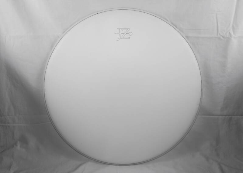"NEW JZ 18"" drum head coated"