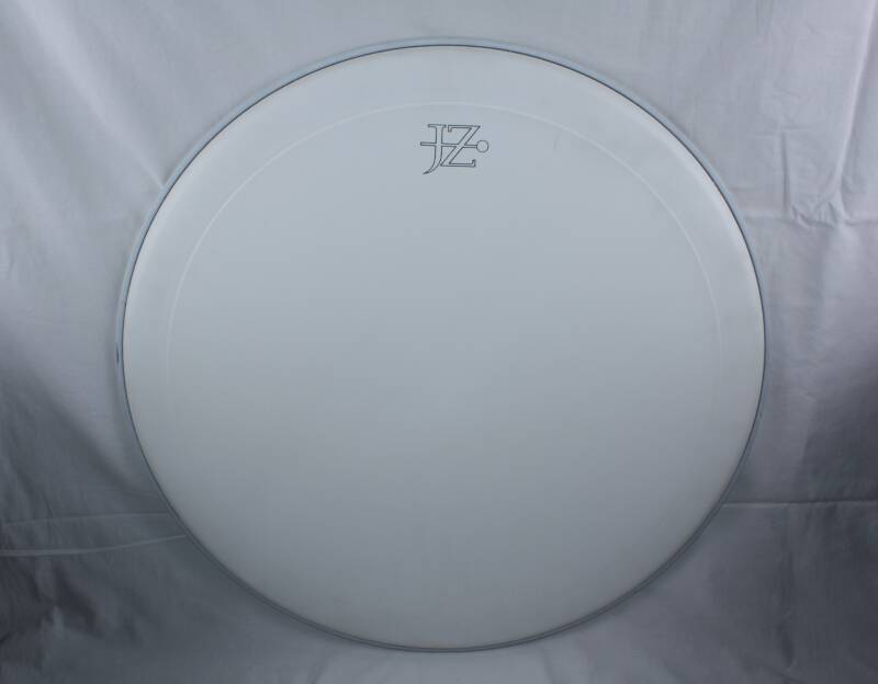 "NEW JZ 24"" drum head coated with ring"