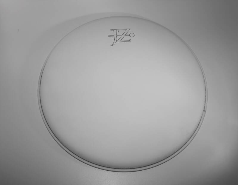 "NEW JZ 15"" drum head coated"