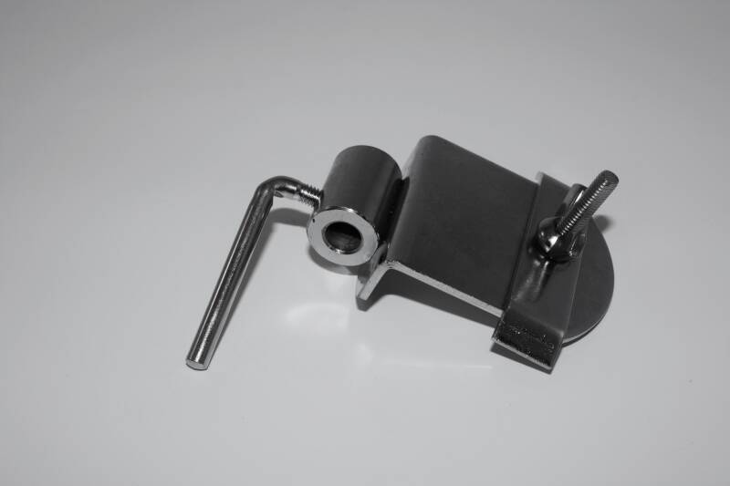 NEW percussion 6 mm L clamp