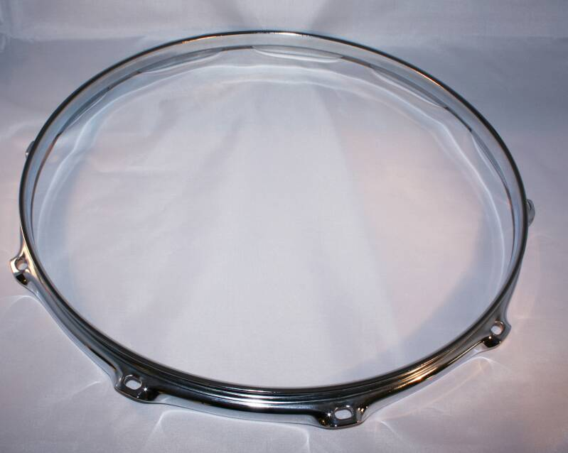 "NEW 15"" - 10 hole drum hoop"
