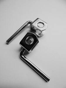 NEW clamp with handle