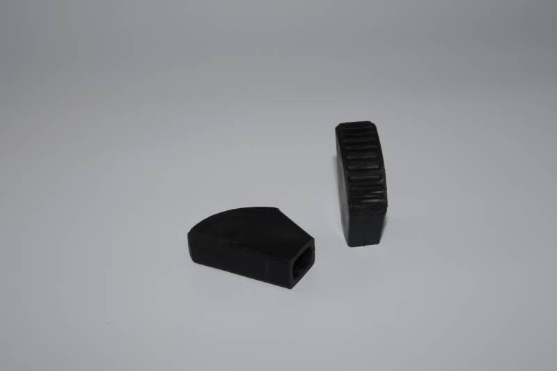 USED stand rubber foot 10 x 16 mm