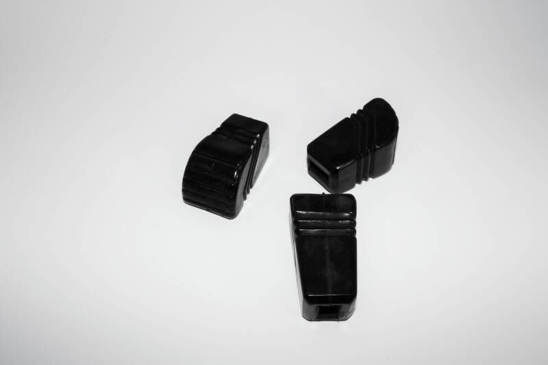 NEW drum rubber foot 10 x 18 mm